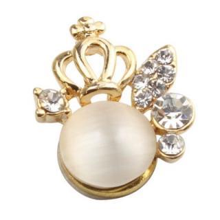 【ホームボタン】Diamond Crown  Apple