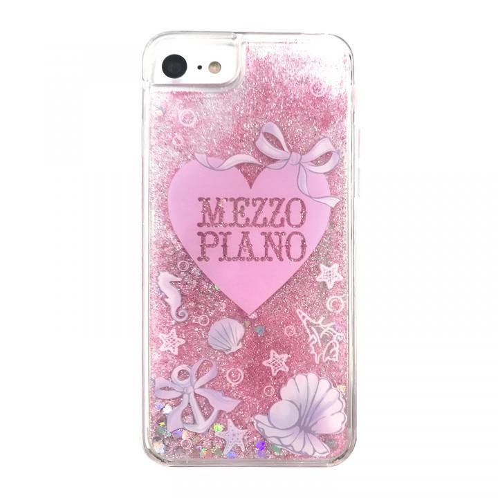iPhone8/7/6s/6 ケース mezzo piano グリッターケース シェル iPhone 8/7/6s/6_0