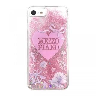 iPhone8/7/6s/6 ケース mezzo piano グリッターケース シェル iPhone 8/7/6s/6