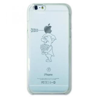 CollaBorn デザインケース Smile unwillingly iPhone 6ケース