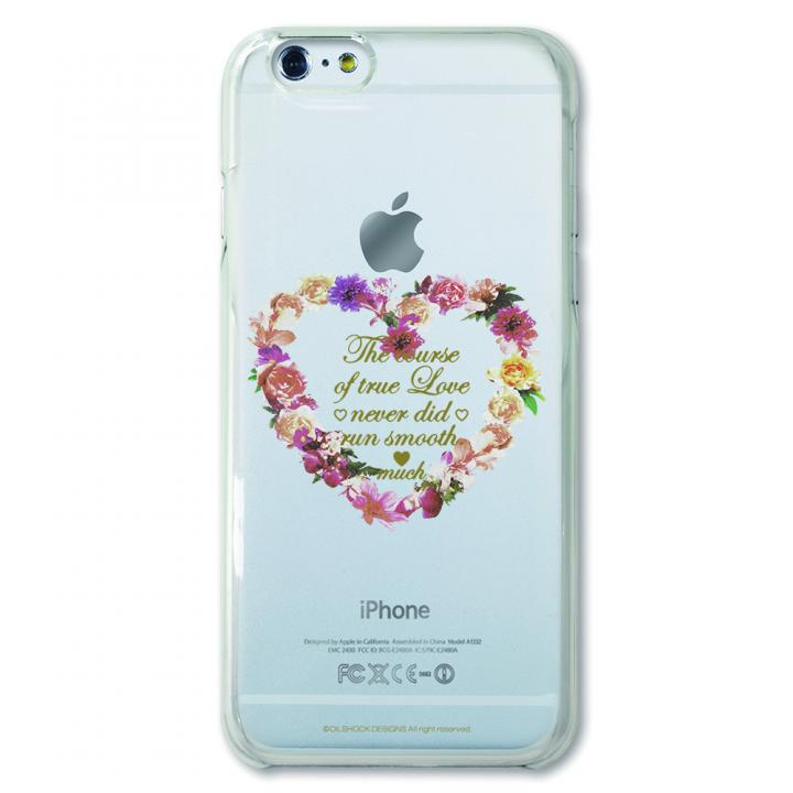 【iPhone6ケース】CollaBorn デザインケース Love is doing iPhone 6ケース_0
