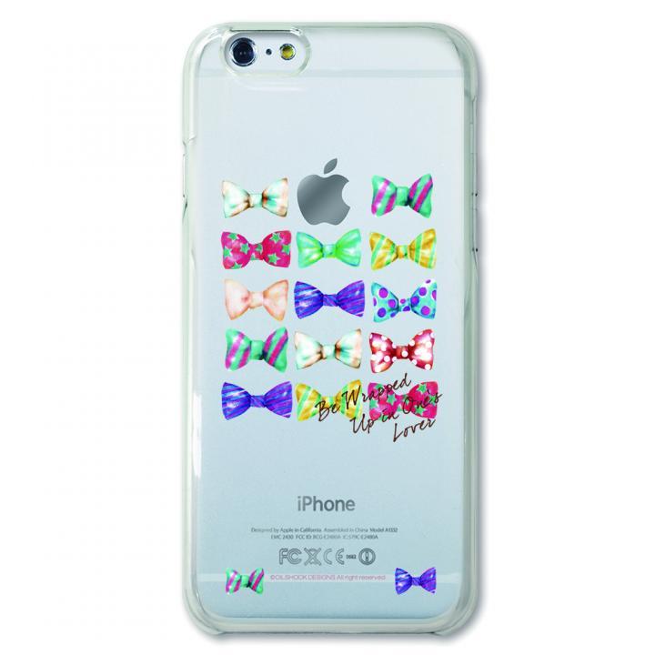 CollaBorn デザインケース ソルティスイーツ iPhone 6ケース