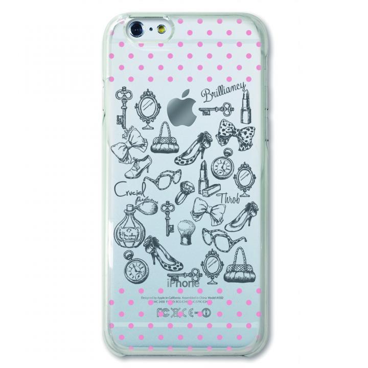 CollaBorn デザインケース Kitten iPhone 6ケース