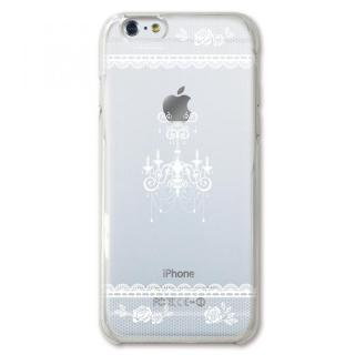 CollaBorn デザインケース シャンデリア白 iPhone 6ケース