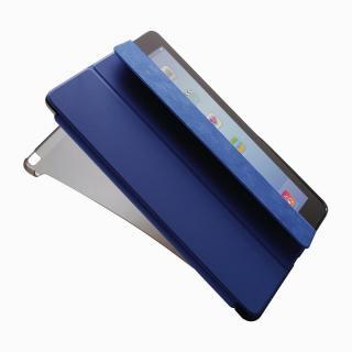 スマートカバー対応ソフトケース クリアブラック iPad Air 2ケース