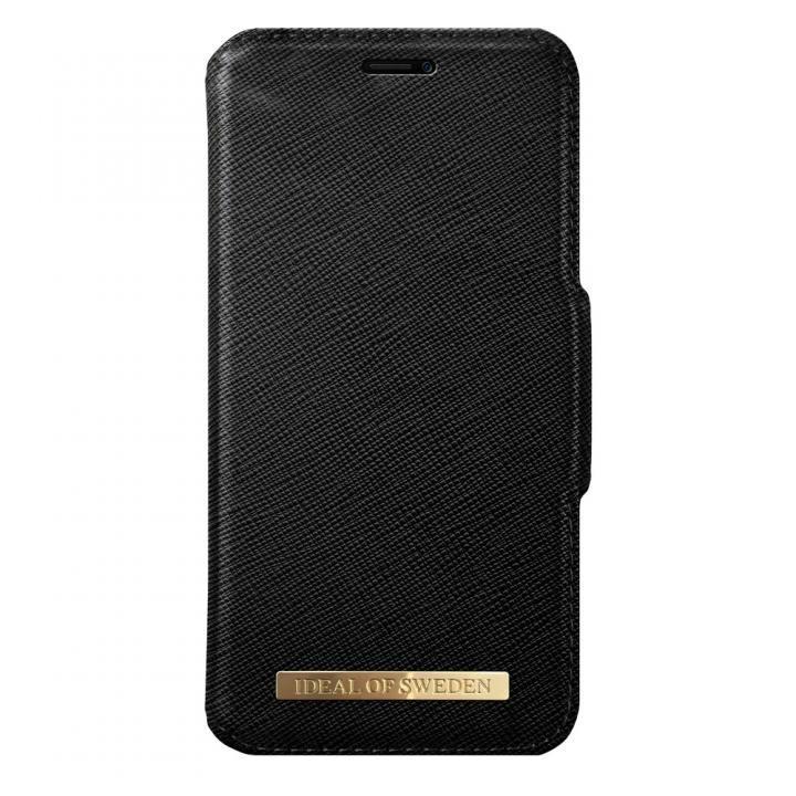 iPhone XS/X ケース iDeal of Sweden Fashion 手帳型ケース Black iPhone XS/X【1月下旬】_0