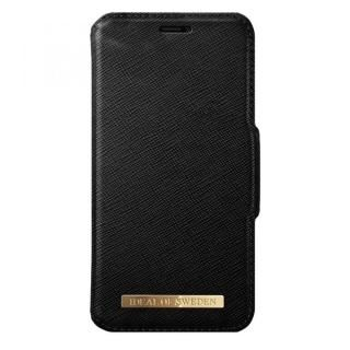 【iPhone XS/Xケース】iDeal of Sweden Fashion 手帳型ケース Black iPhone XS/X