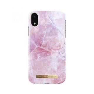 iPhone XR ケース iDeal of Sweden Fashion 背面ケース Pilion Pink Marble iPhone XR