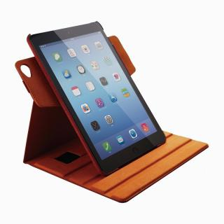 360度回転 ファブリックレッド iPad Air 2ケース