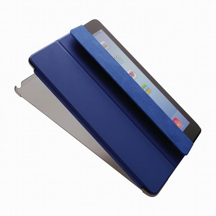 スマートカバー対応ハードケース ブラック iPad Air 2ケース_0