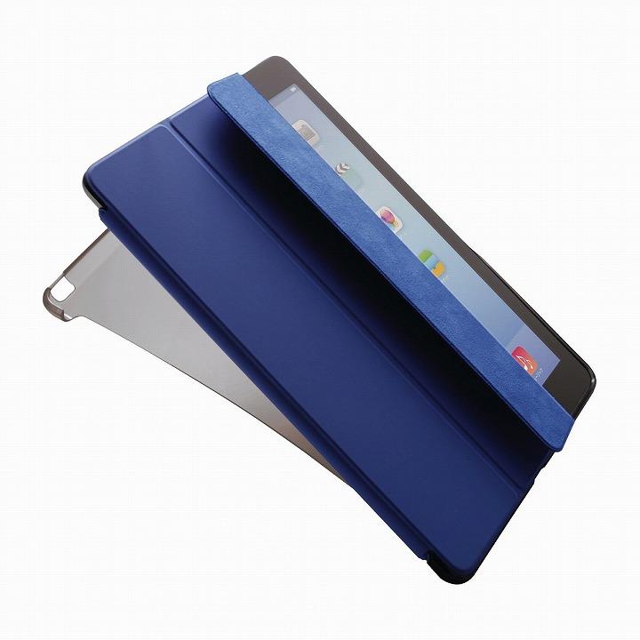 スマートカバー対応ソフトケース クリア iPad Air 2ケース