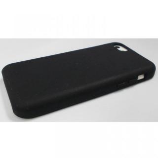 iPhone5c用 シリコンケース(ブラック)_1