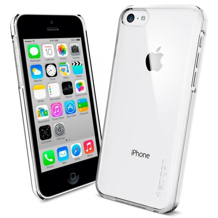 iPhone 5c ケース ウルトラ・シン・エア[クリスタル・クリア]_0