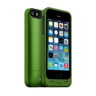 iPhone SE/5s/5 ケース mophie juice pack helium  iPhone SE/5s/5 グリーン