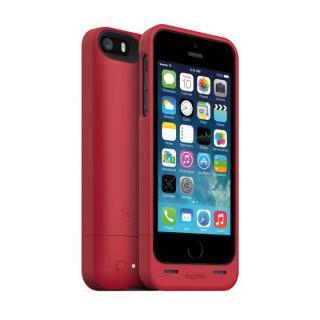 iPhone SE/5s/5 ケース mophie juice pack helium  iPhone SE/5s/5 レッド