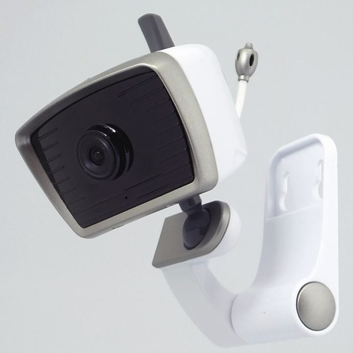 [新iPhone記念特価]スマ-トフォン専用ネットワ-クカメラ ルックアフタ-LLA01