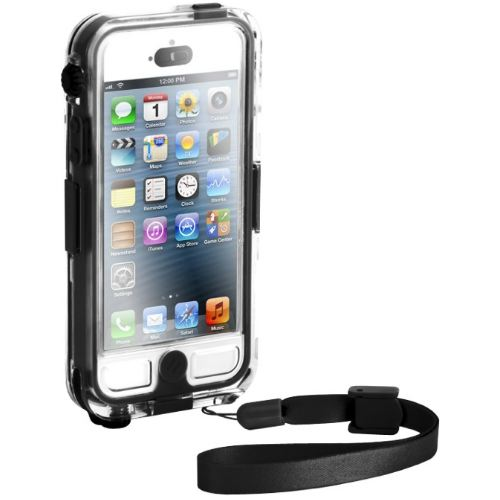 Griffin  Survivor Waterproof + Catalyst iPhone SE/5s/5 BLK CLR