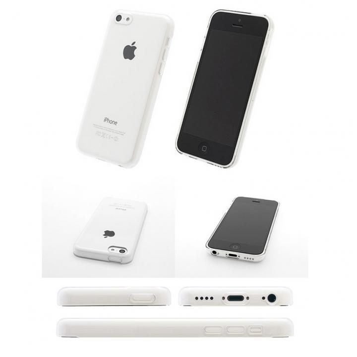 エアージャケットセット  iPhone5c(クリア)_0