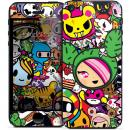 GELASKINS iPhone SE/5s/5 スキンシール 【tokidoki All Stars】