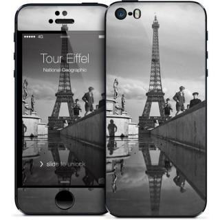 GELASKINS iPhone SE/5s/5 スキンシール 【Tour Eiffel】