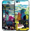 GELASKINS iPhone SE/5s/5 スキンシール 【New York Skyline】