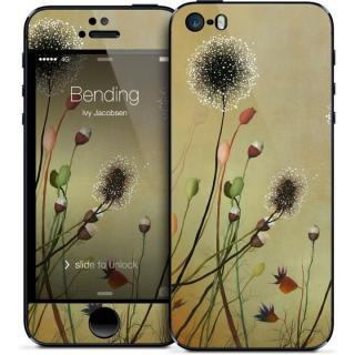 iPhone SE/5s/5 ケース GELASKINS iPhone SE/5s/5 スキンシール 【Bending Towards Light】