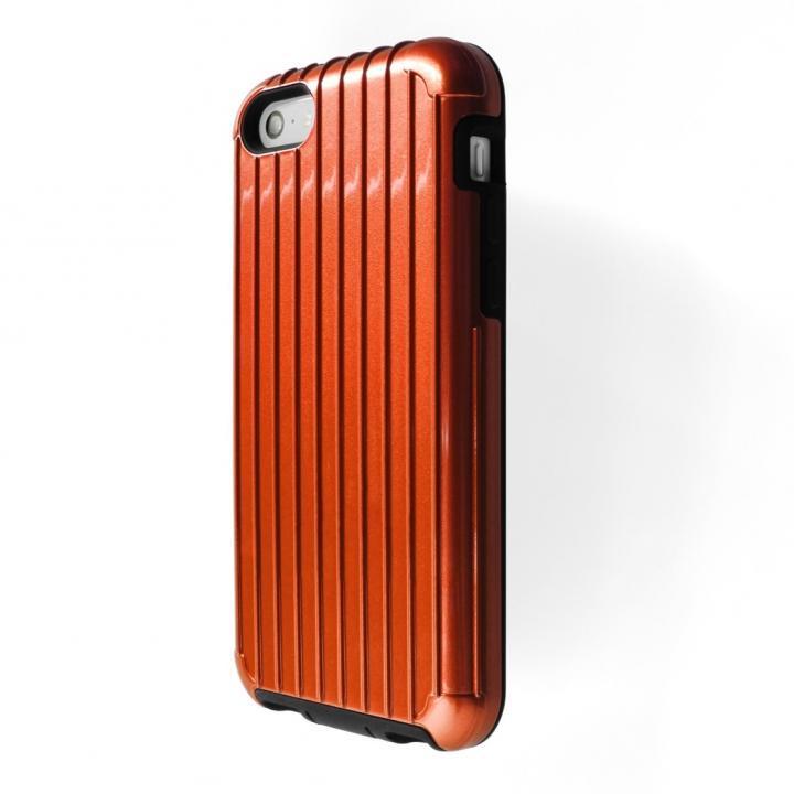 【iPhone SE/5s/5ケース】【iPhone SE/5s/5c/5】PRECISION HYB Case オレンジ_0