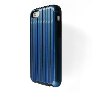 【iPhone SE/5s/5c/5】PRECISION HYB Case ネイビー