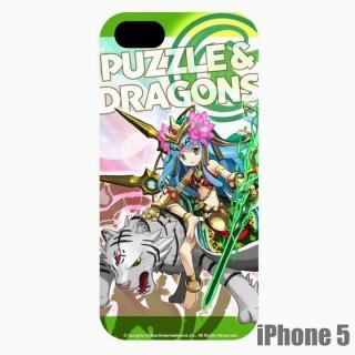 【売り切れ!】【iPhone 5s/5】パズドラ総選挙ケース 金色の女神・パールヴァティー