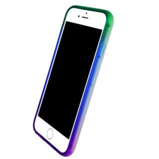 染 ソフトバンパー 幻惑 iPhone 7