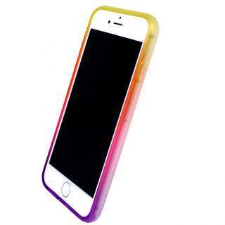 iPhone7 ケース 染 ソフトバンパー 楽園 iPhone 7