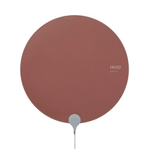 INKO Heating Mat Heal 厚さ1mmのUSBヒーター ローズウッド_0