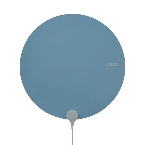 INKO Heating Mat Heal 厚さ1mmのUSBヒーター ミッドナイトブルー_0