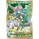 【99ピース】パズドラ ジグソーパズルプチライト タロット 「隠者」 金色の女神・パールヴァティー