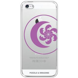パズドラ iPhone SE/5s/5 パズドラ DARK EMBLEM グリーティングカード入り