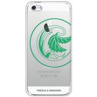 【iPhone SE/5s/5】パズドラ TREE EMBLEM グリーティングカード入り