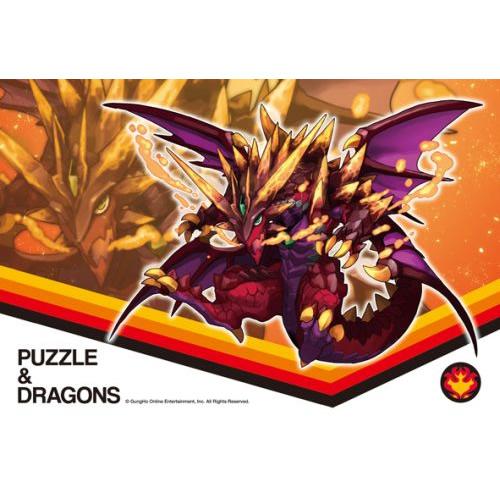 【300ピース】パズドラ ジグソーパズル メテオボルケーノドラゴン_0