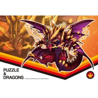【300ピース】パズドラ ジグソーパズル メテオボルケーノドラゴン