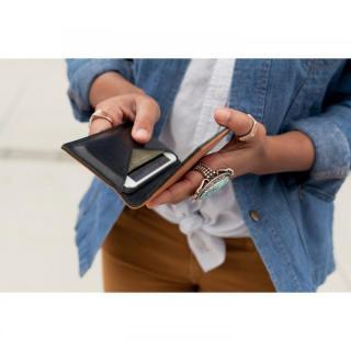 【iPhone SE/5s/5ケース】Beamhaus Billfold iPhone5 Thyme Clove-TAN BLK_10
