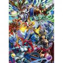 【500ピース】パズドラ ジグソーパズル 「オリンポスの神々」