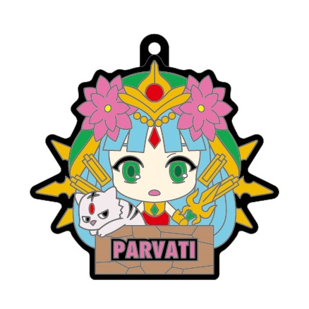 パズドラ ラバーST V2(金色の女神・パールヴァティ)_0