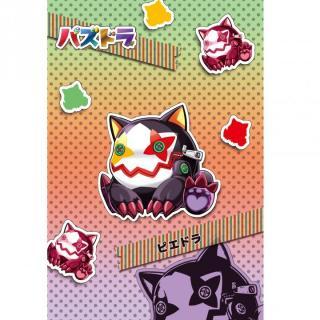 パズドラ 3Dポストカード ピエドラ&ドラウンジョーカー