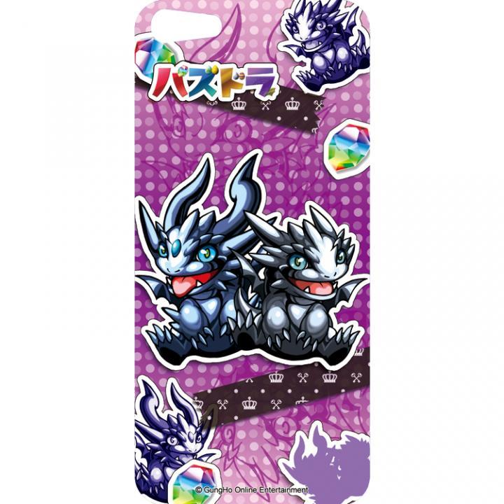 パズドラ メタドラ&キングメタルドラゴン 3D背面ステッカー  iPhone5 1枚入
