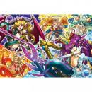 【300ピース】パズドラ ジグソーパズル 「五色の姫たち」