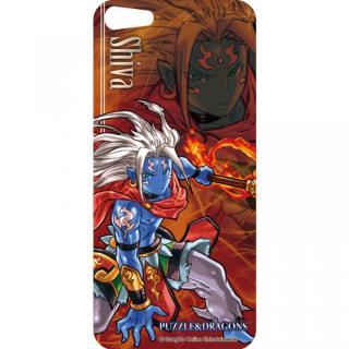 パズドラ シヴァ&破壊神・シヴァ 3D背面ステッカー  iPhone5 1枚入
