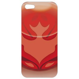 【iPhone5】パズドラ スマートフォンケースHG FIRE グリーティングカード5枚入り