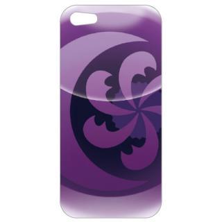 【iPhone5】パズドラ スマートフォンケースHG DARK グリーティングカード5枚入り
