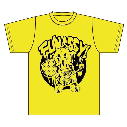 ふなっしー Tシャツ/イエローS_0