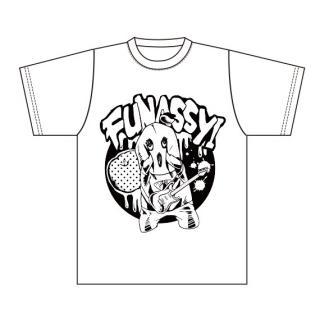 ふなっしー Tシャツ/ホワイトM
