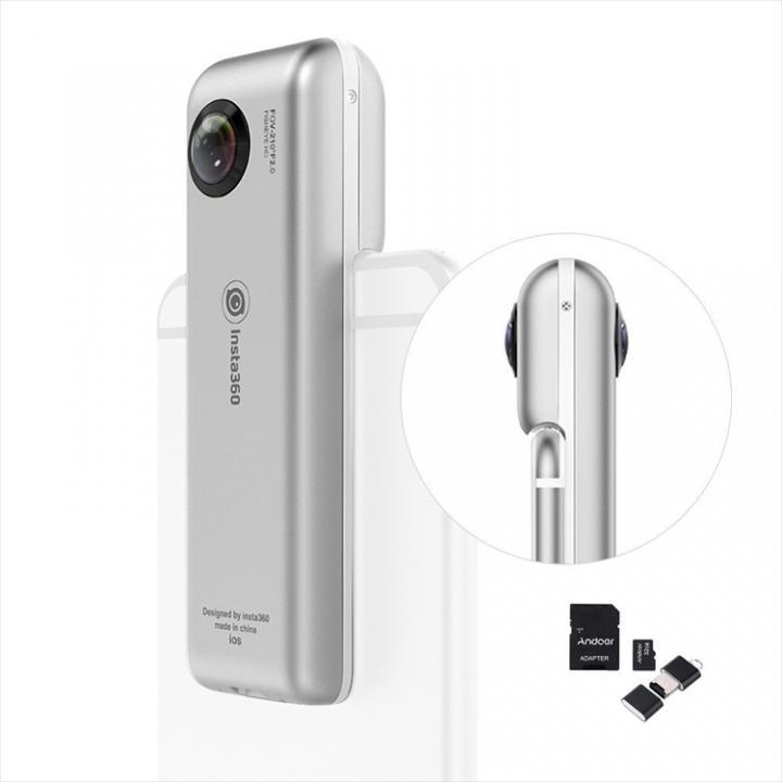 iPhone専用360度カメラ INSTA360 Nano